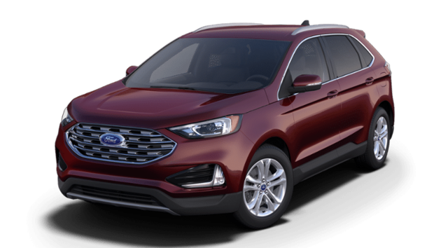 New 2020 Ford Edge SEL SUV in Kerrville, TX